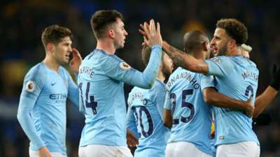 Manchester City Everton 2019
