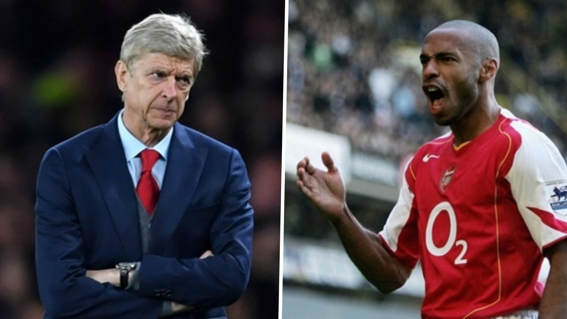 Henry admits to screaming at & arguing with 'father figure' Wenger during iconic Arsenal spell