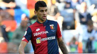 Cristian Romero Genoa Serie A