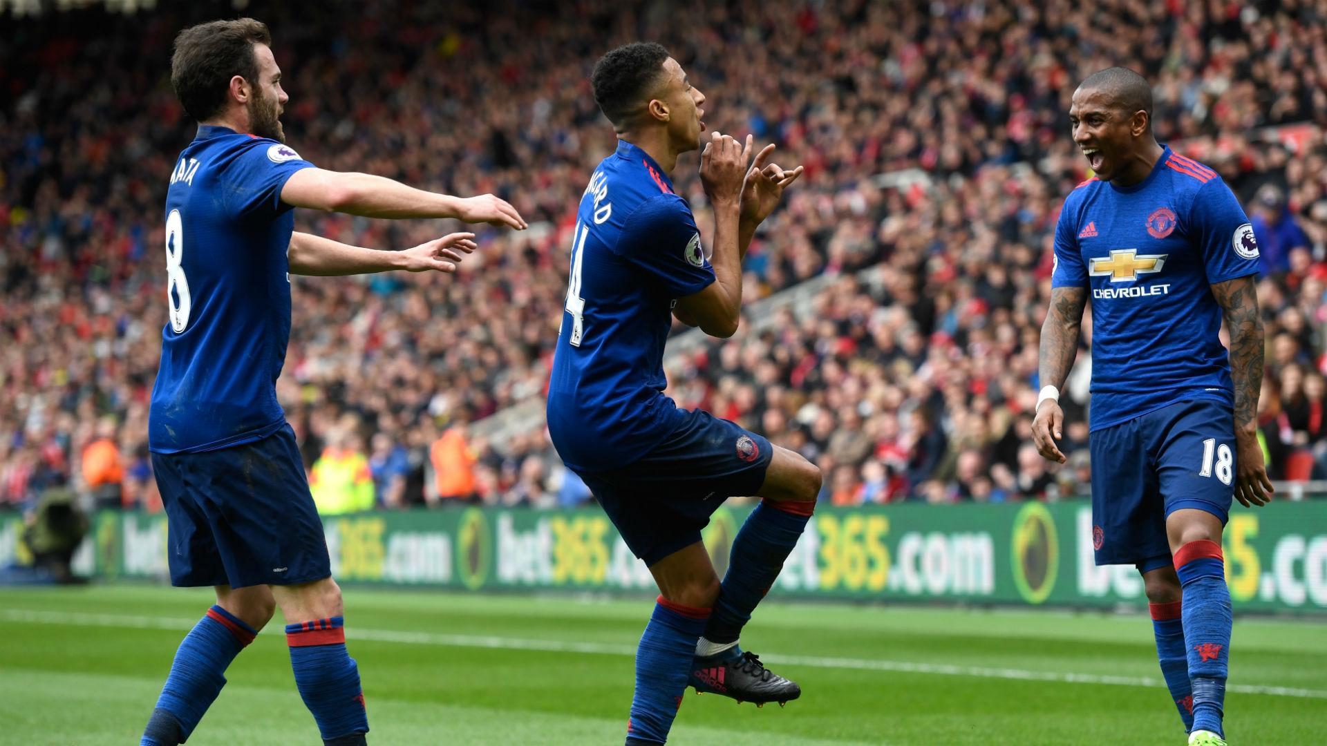 Jesse Lingard Renueva Con El Manchester United Hasta 2021