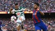Luis Suarez David Junca Barcelona Eibar LaLiga 21052017