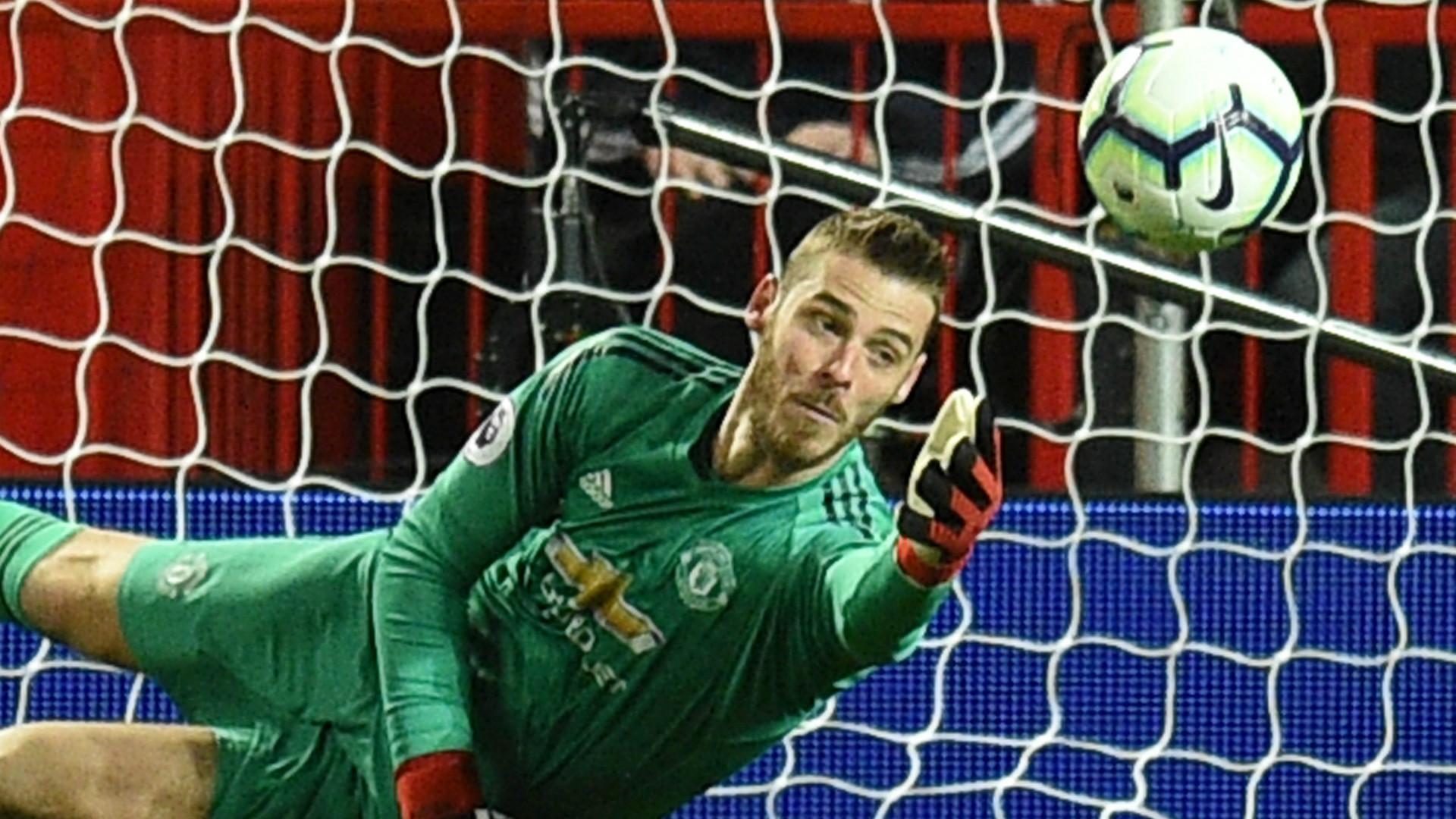 David de Gea Manchester United 2018-19