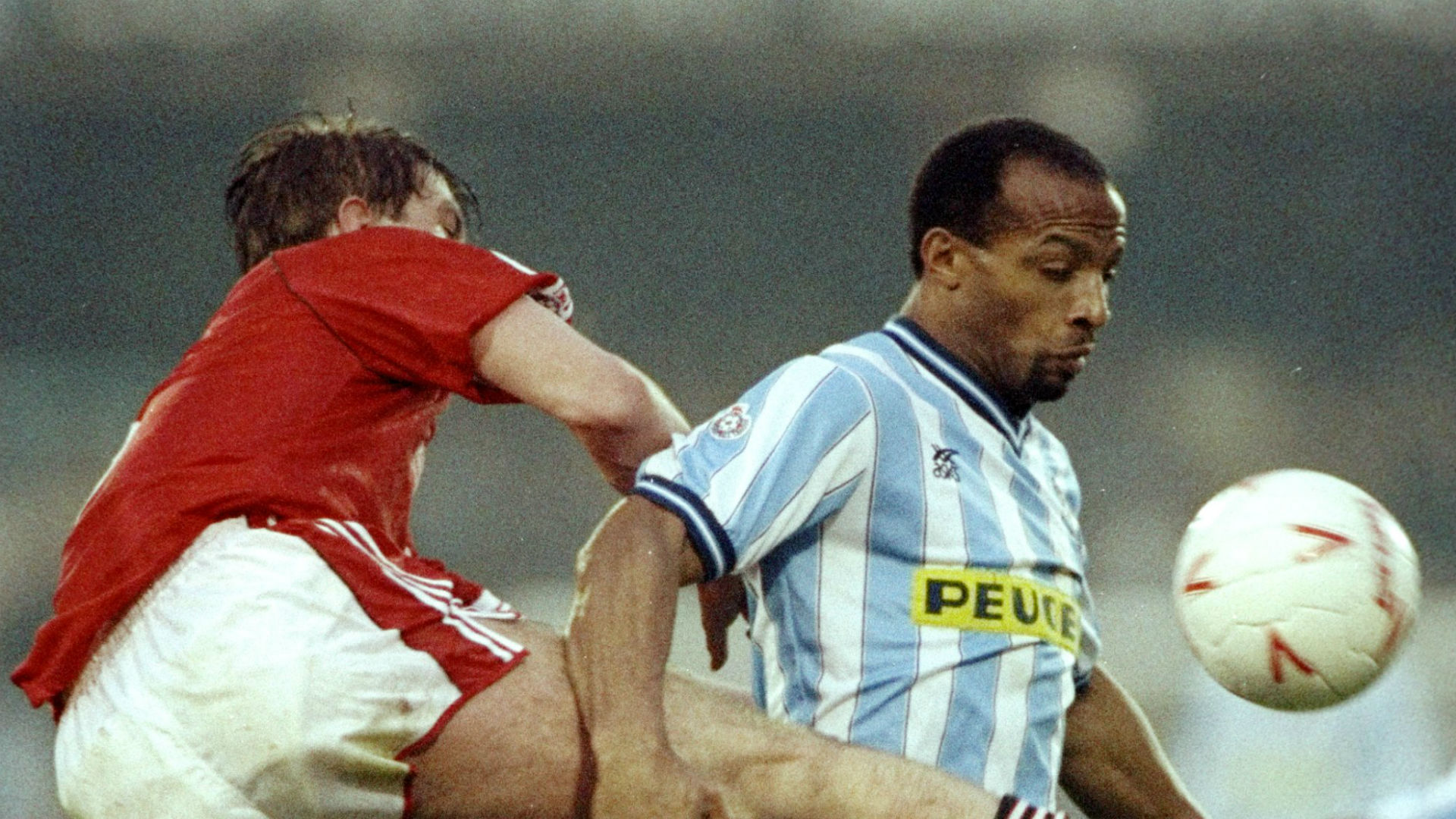Cyrille Regis Coventry City 15121990