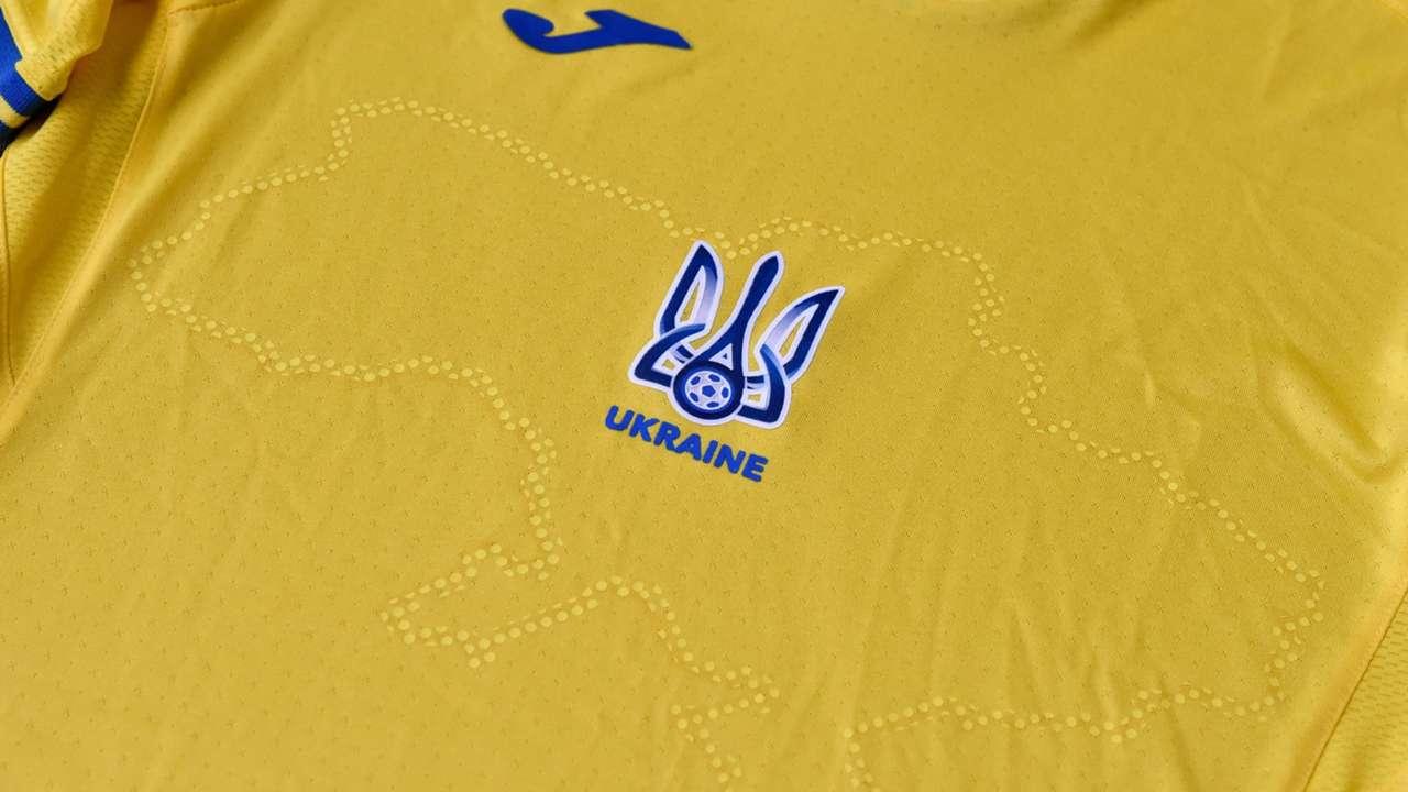 Ukraine kit Euro 2020