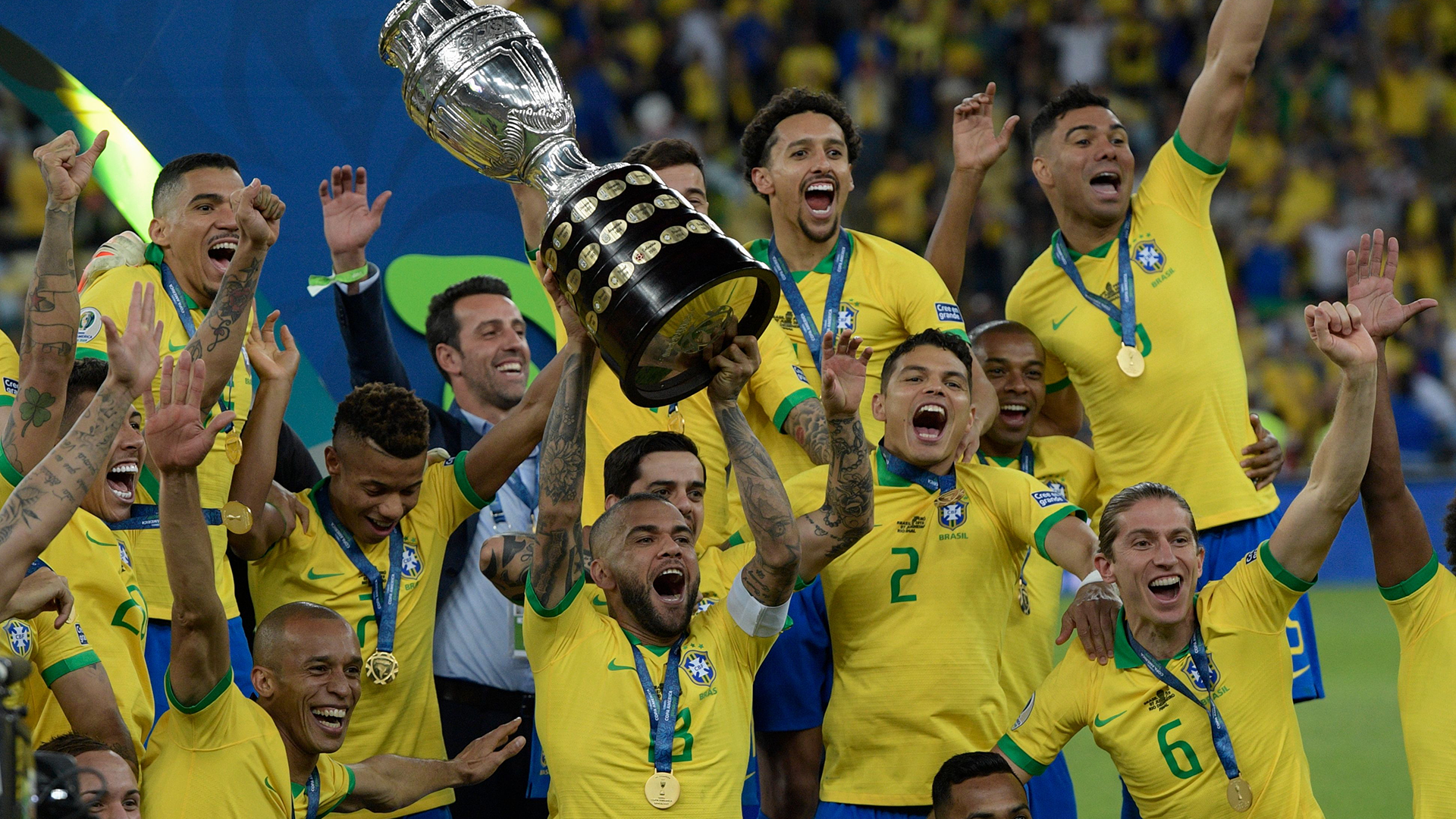 Brazil to host 2021 Copa America after scheduling chaos sees event pulled from Colombia and Argentina