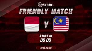 IVPL - Friendly Match: Indonesia vs Malaysia