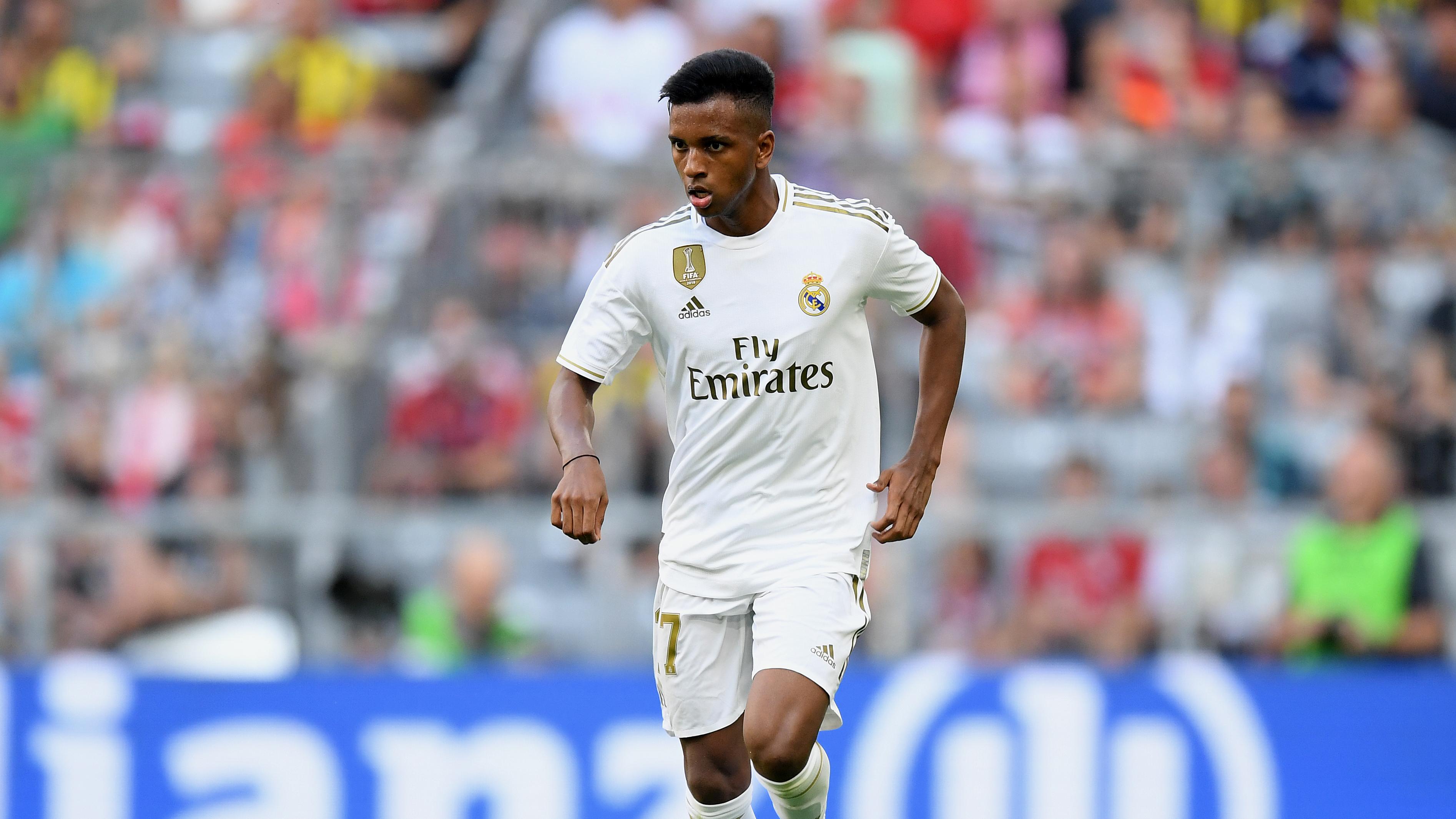 Berita Real Madrid Rodrygo Terkejut Dimainkan Jadi Starter
