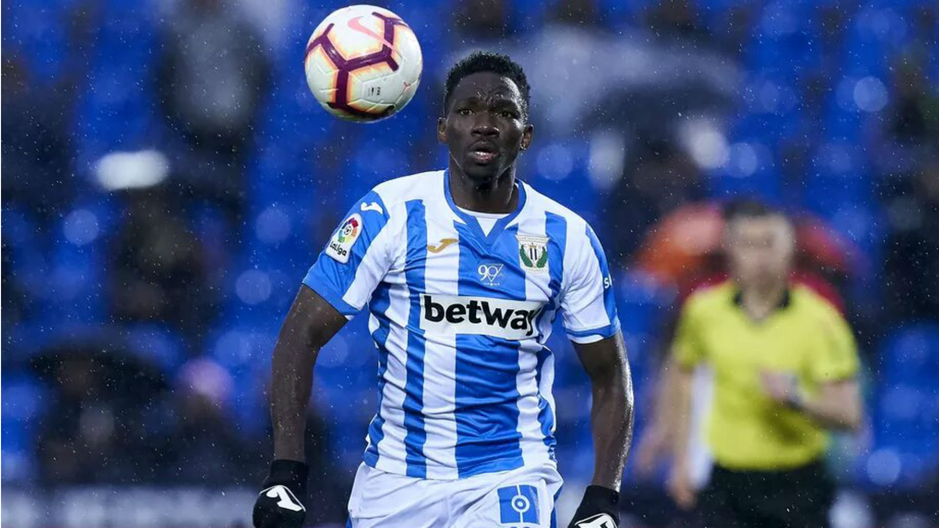 Omeruo scores as Leganes secure victory over Eibar