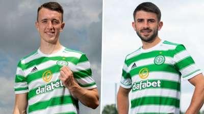 Celtic home kit adidas 2021-22