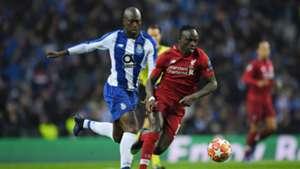 Sadio Mane Liverpool Danilo Pereira Porto 0419