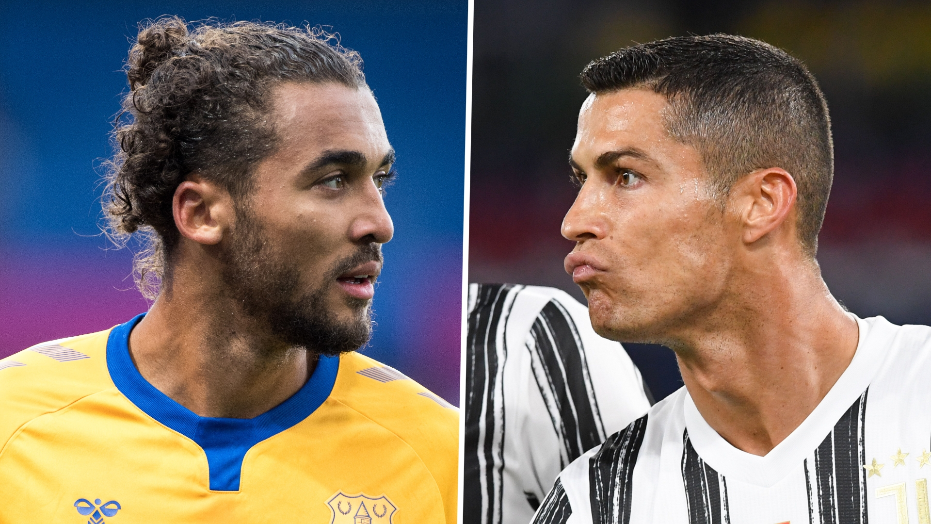 Calvert-Lewin compared to Ronaldo by Everton assistant Ancelotti Jr