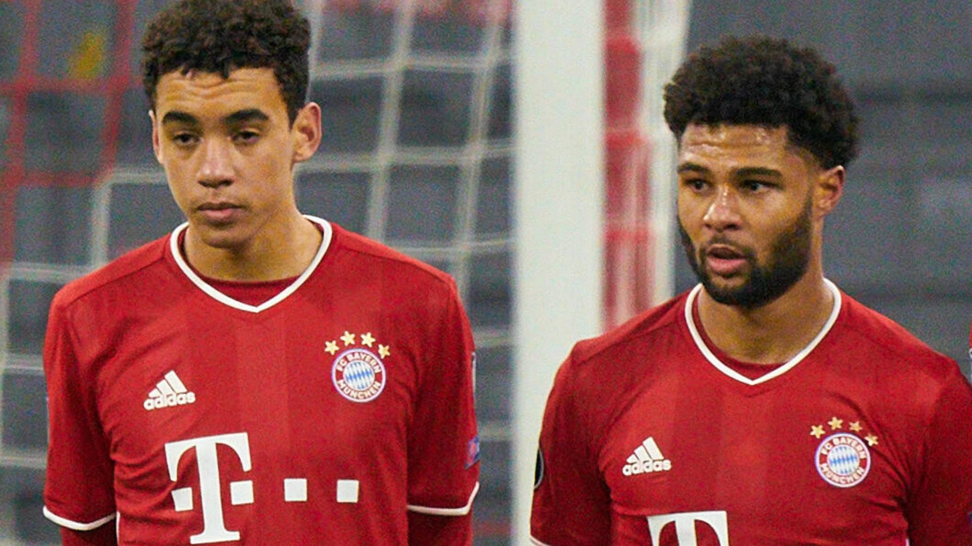 FC Bayern: Serge Gnabry will Jamal Musiala von DFB-Karriere überzeugen |  Goal.com