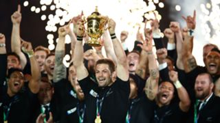 New Zealand Rugby World Cup 2015