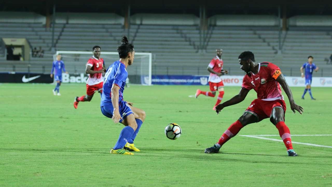 Chinese Taipei Kenya 2018 Intercontinental Cup