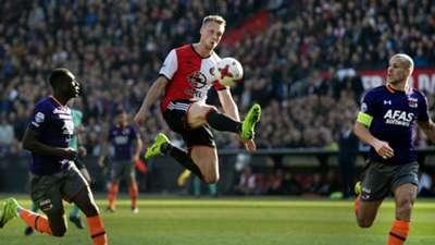 Nicolai Jorgensen Feyenoord
