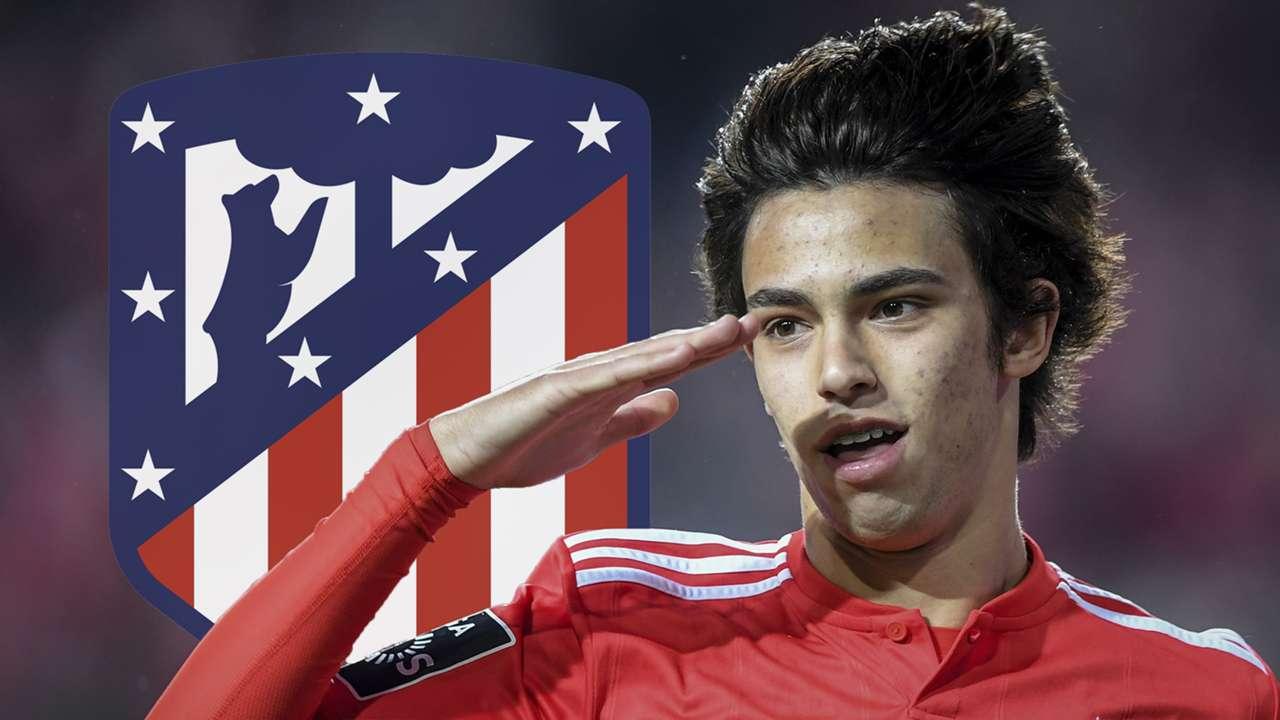 Joao Felix Atletico Madrid