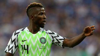 Kelechi Iheanacho Nigeria 2018