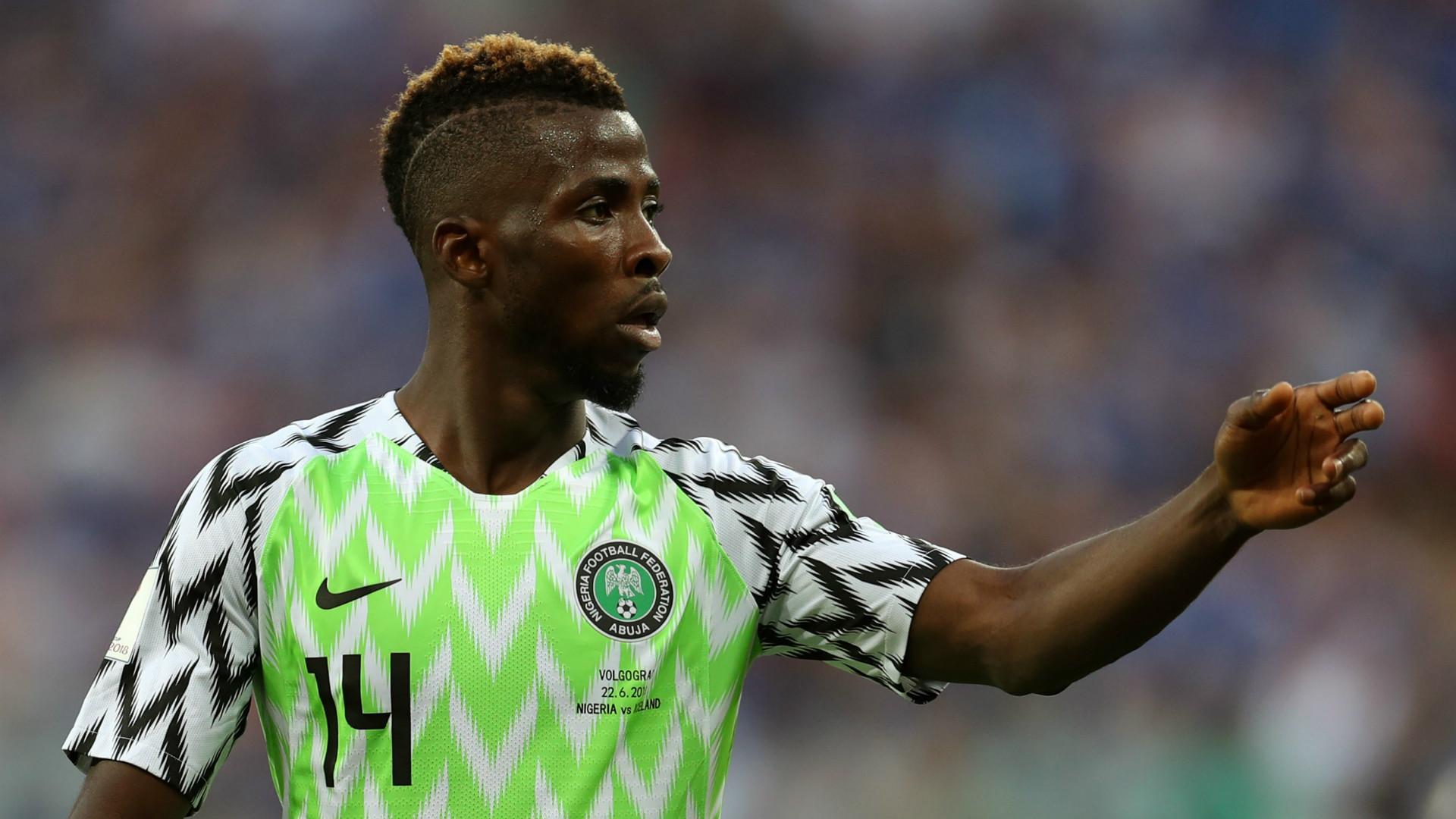 Iheanacho ends three-year Nigeria drought against Tunisia