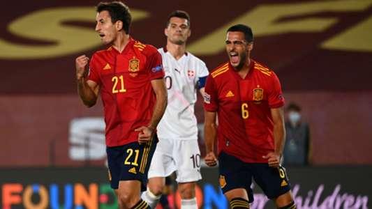 โอยาร์ซาบัลซัดชัย! สเปนเฉือนหวิวสวิตเซอร์แลนด์ 1-0   Goal.com