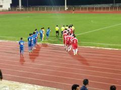 India U-19 7-2 Singapore U-19