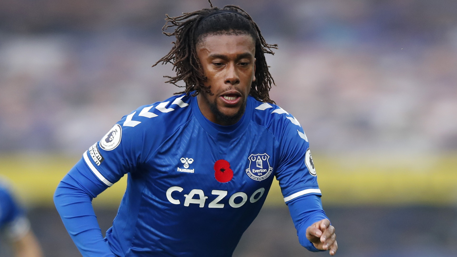 Iwobi and Gbamin out of Everton's FA Cup clash against Sheffield Wednesday
