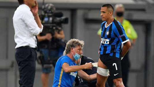 Sanchez injury doubt for Inter's Europa League semi-final