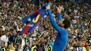 Lionel Messi Barcelona Real Madrid