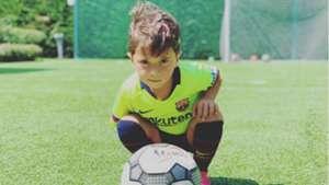 Mateo Messi 2019