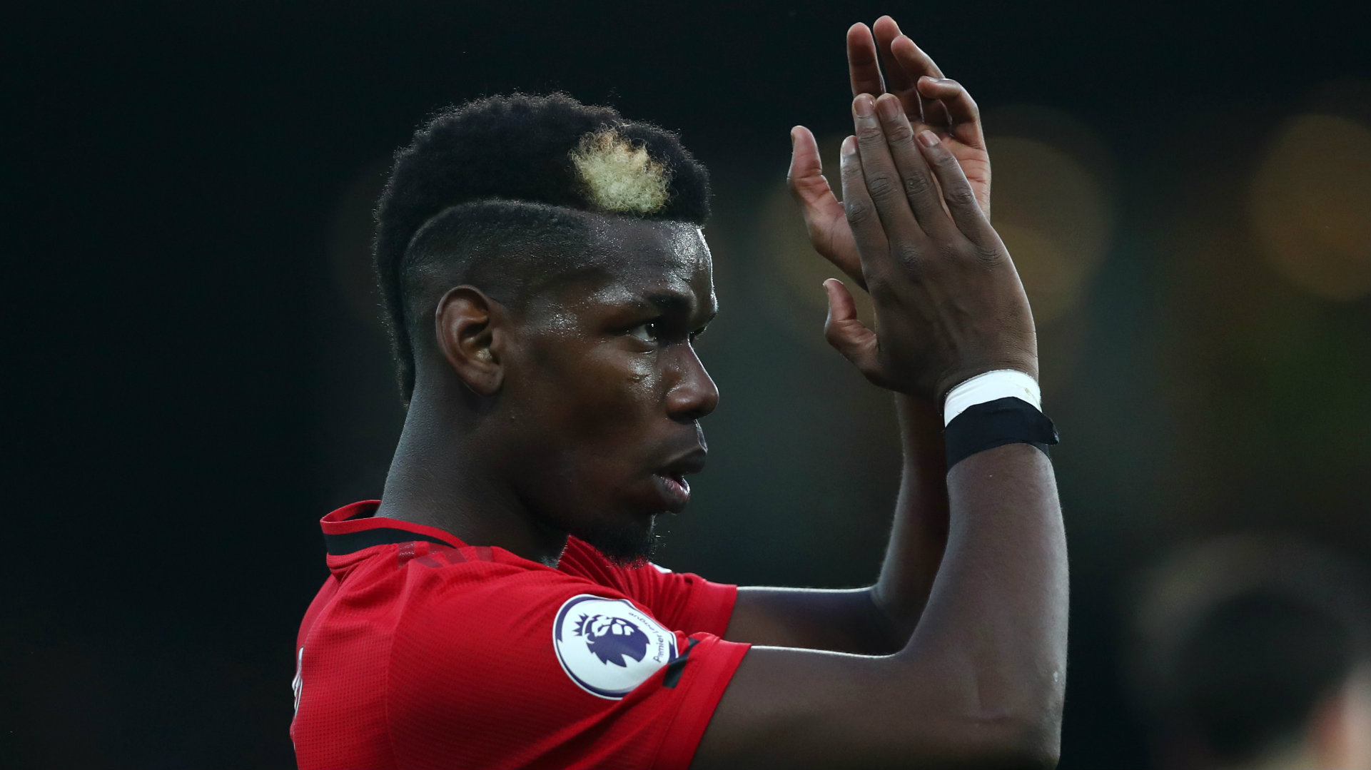 Paul Pogba Watford vs Manchester United 2019-20