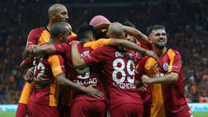 Galatasaray Kasimpasa Goal Celebration 4 09132019