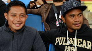 Evan Dimas & Ilham Udin Armaiyn