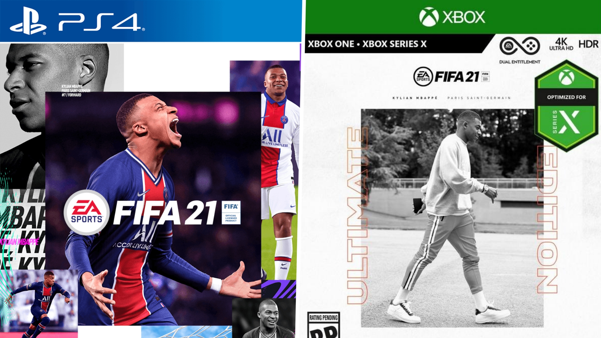 FIFA 21: How does the Dual Entitlement work between PS4 & PS5 and Xbox One  & Xbox Series X | Goal.com