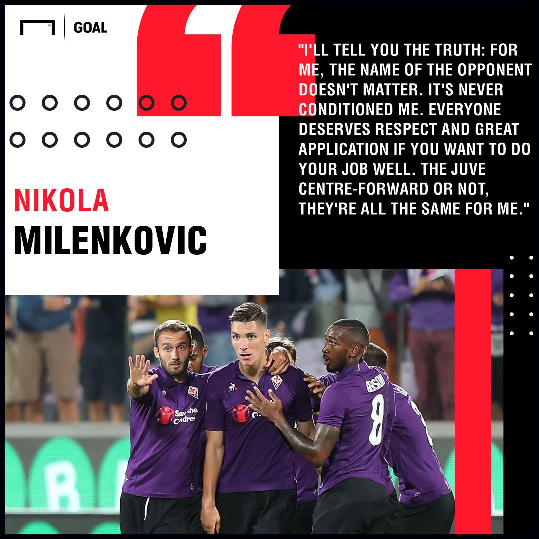 Nikola Milenkovic Juventus PS