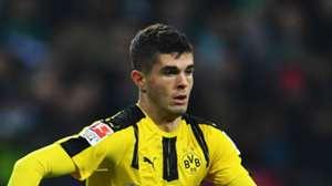 Christian Pulisic Dortmund