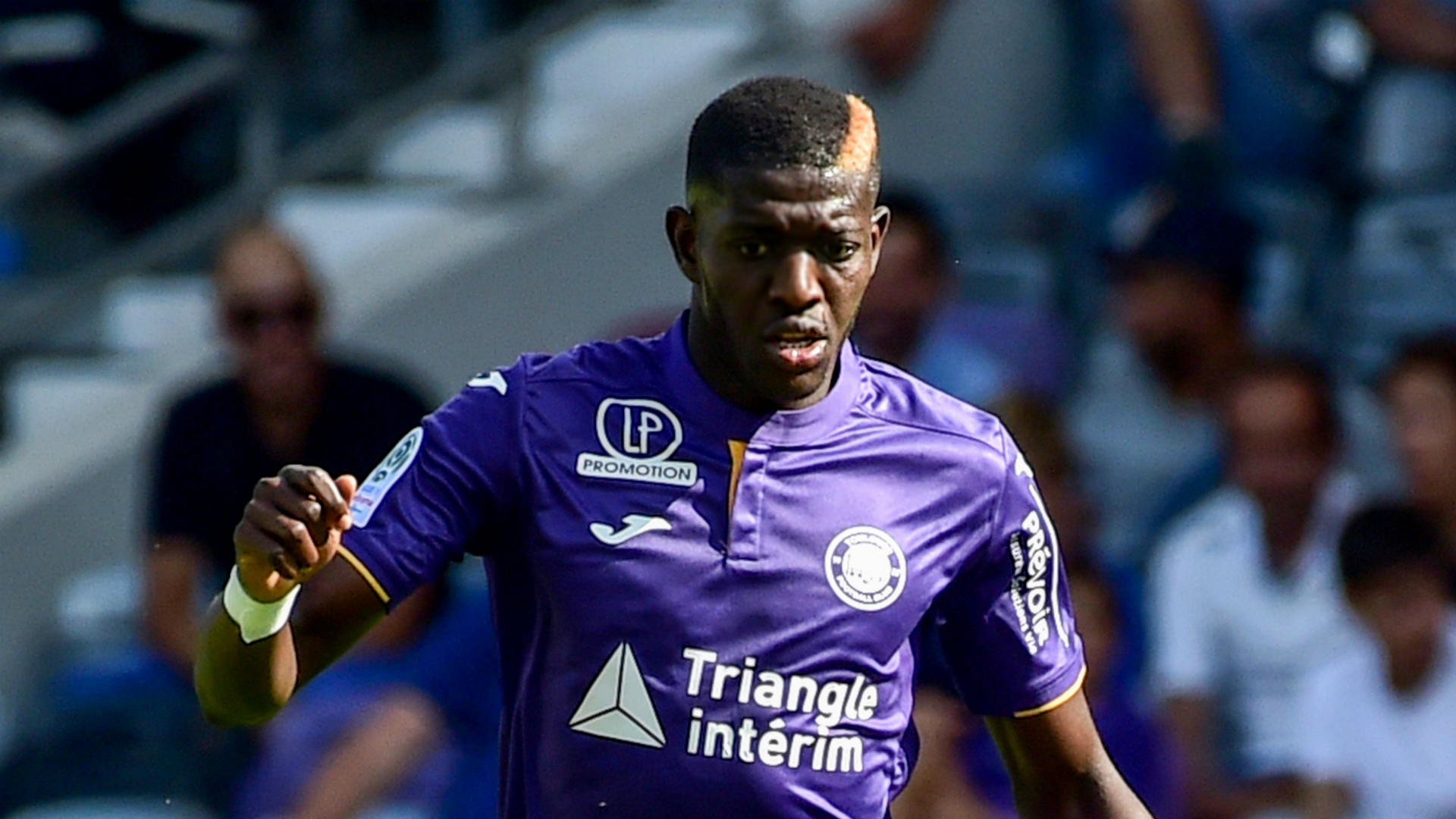 Ibrahim Sangare: PSV sign Ivory Coast and Toulouse midfielder