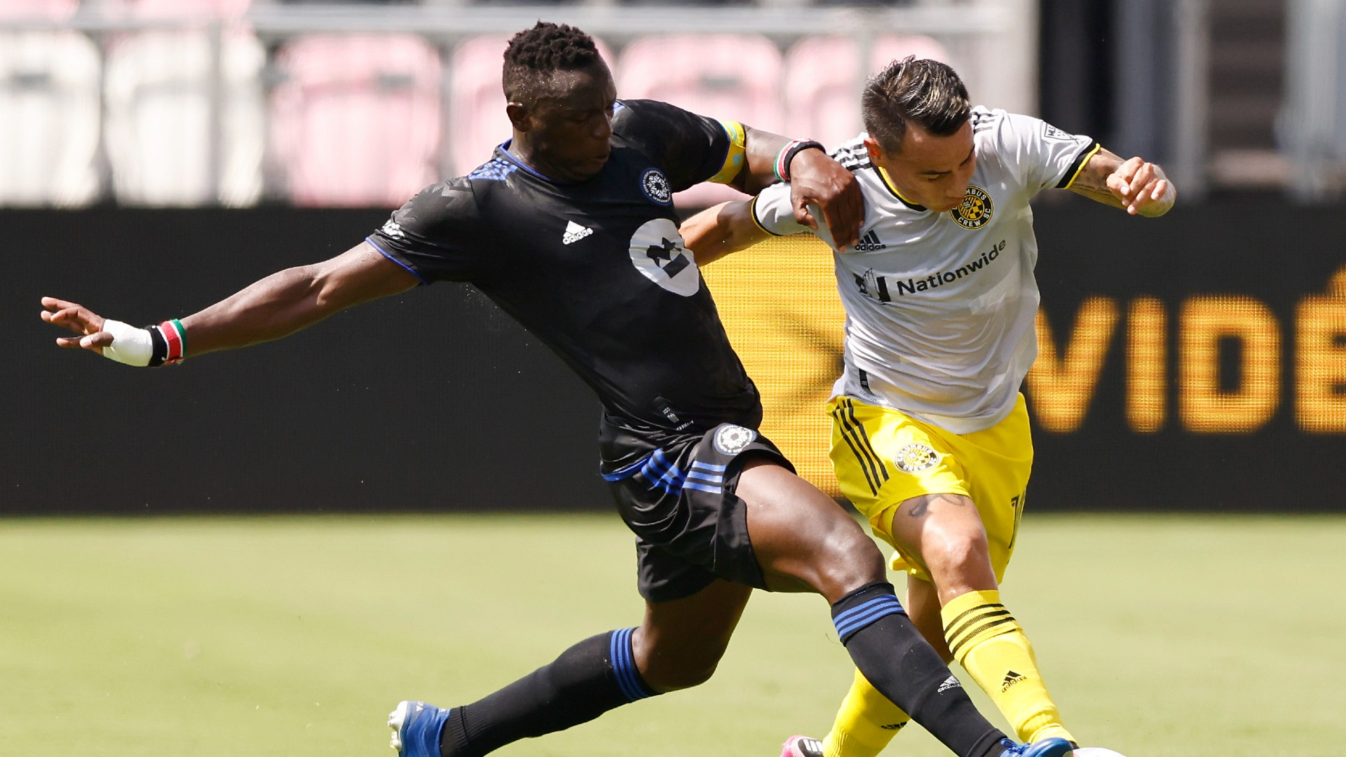 Wanyama's CF Montreal lose to New England Revolution in MLS