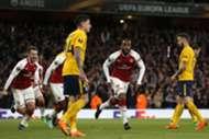 Arsenal Atletico Lacazette
