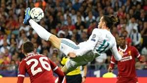 Gareth Bale Real Madrid 2017-18