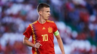Dani Olmo Spain U21 2019