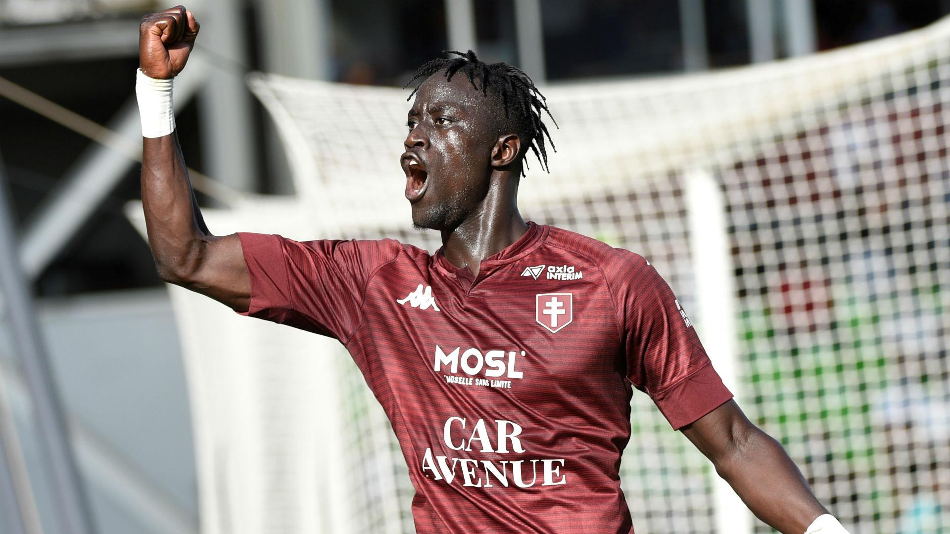 Les croisés pour Ibrahima Niane, Metz perd son unique buteur