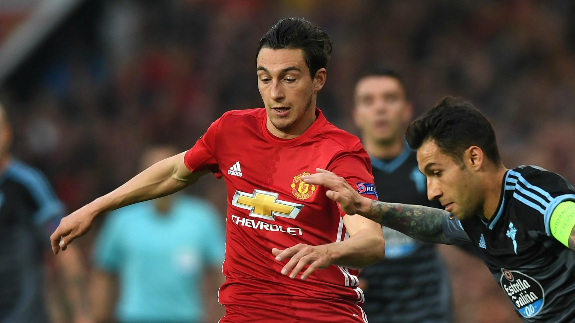 Manchester United & Juventus Sepakati Harga Matteo Darmian