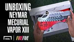 Fire Five Neymar Mecurial