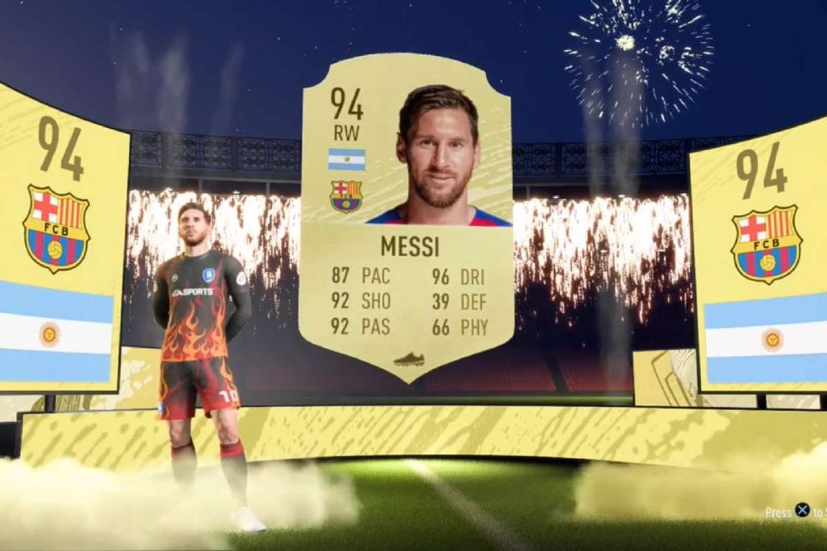 Fifa 20 Ultimate Team Pack Odds What Are The Chances Of Getting Ronaldo Or Messi In A Pack Goal Com