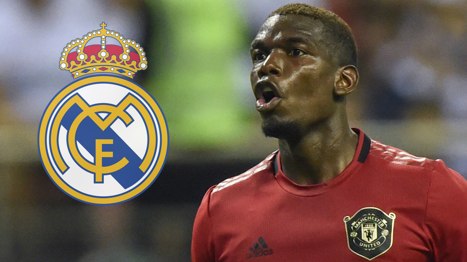Pogba's brother confirms Zidane interest in United ace
