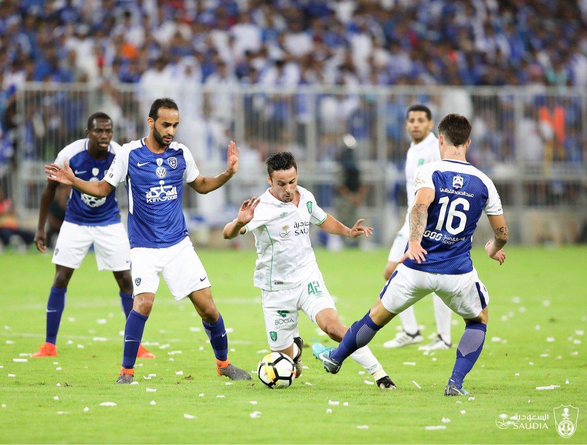 نتيجة بحث الصور عن مباراة الهلال والفتح الدوري السعودي