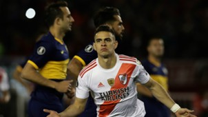 River Plate Boca Juniors Borre