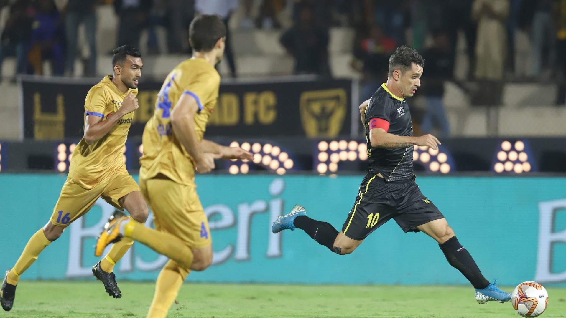 Javier Gurri Lopez: Hyderabad are planning for next season
