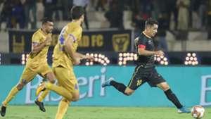 Late Marko Stankovic spot-kick holds Mumbai City