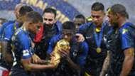 Samuel Umtiti France World Cup 2018