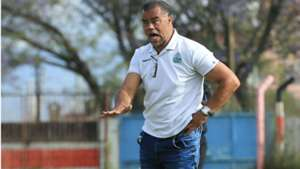 Gor Mahia coach Steve Polack.